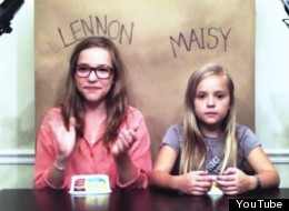 Lennon And Maisy Call Your Girlfriend