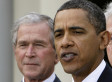 George W. Bush Portrait Ceremony: Former President Heading To White House For Event With Obama