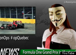 Anonymous Montreal Grand Prix