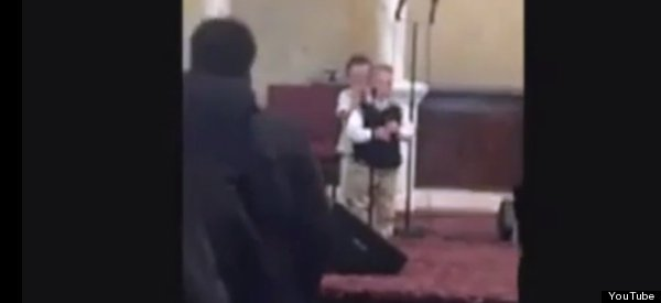 Addresses Tot's Shocking Hymn While Pastor Fears For Safety