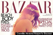 Florence Welch Stars On Harper's Bazaar's Fairytale Cover