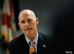 Rick Scott Voting