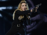 Madonna Kickstarts World Tour In Israel With...
