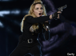 Madonna Covers Gaga
