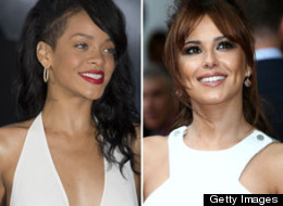 Rihanna Crush On Cheryl Cole