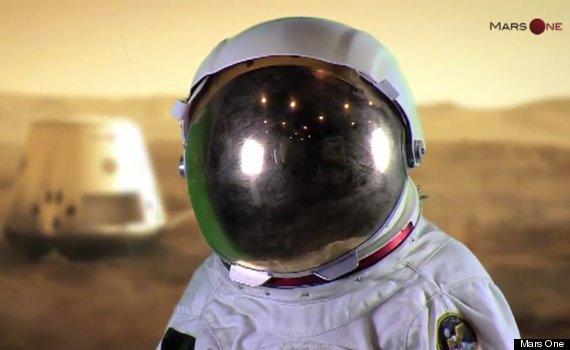 Mars One: Dutch Mission Wants To Establish First Human ...