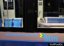 Azur Metro Montreal