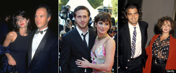 20 Weird Celebrity Couples You Never Knew Dated - Glamour