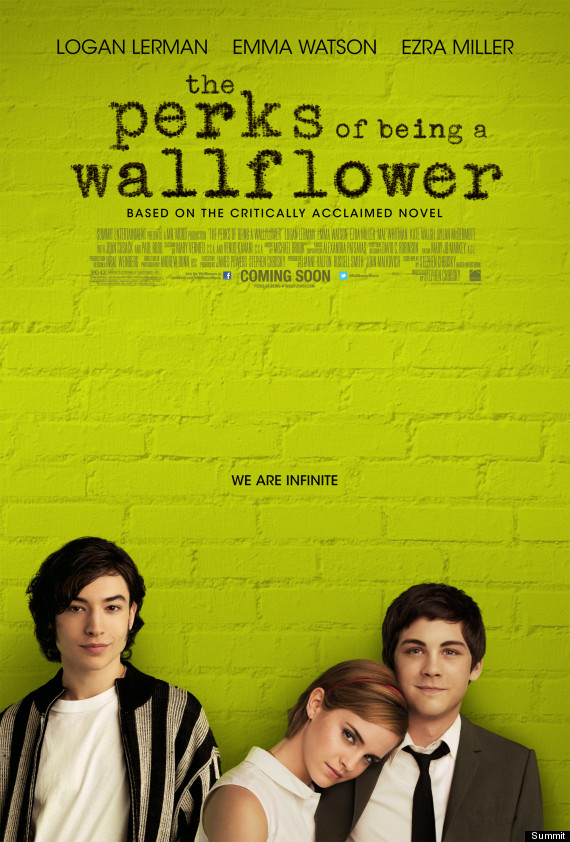 perks of being a wallflower poster