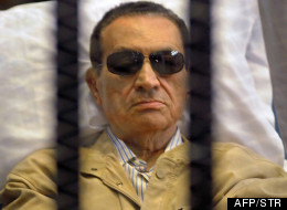 Hosni Moubarak Prison