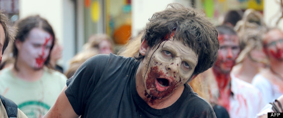 ZOMBIES GOUVERNEMENT