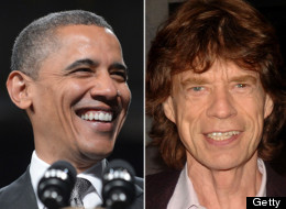 Mick Jagger: 'I'm Sure Obama Is Listening In'
