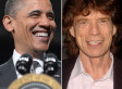 Mick Jagger: Obama 'Is Listening In' On D.C. Concert (UPDATED)