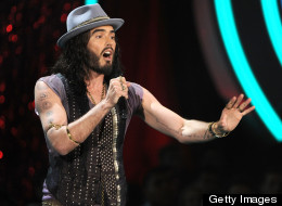 Mtv Movie Awards Russell Brand