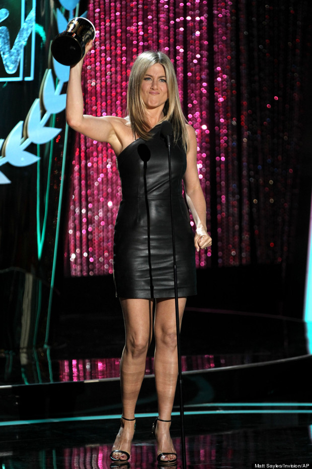 jennifer aniston lbd