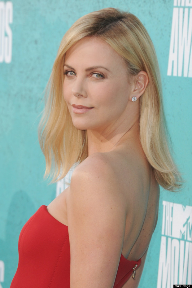 charlize theron mtv movie awards