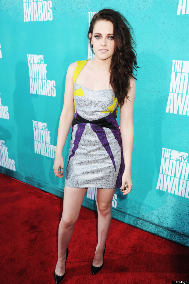 kristen stewart mtv movie awards