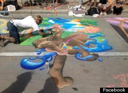 Denver Chalk Art Fest