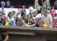 Donald Driver's Shoe Snatched By Female Fan, Meant For Young Boy (VIDEO)