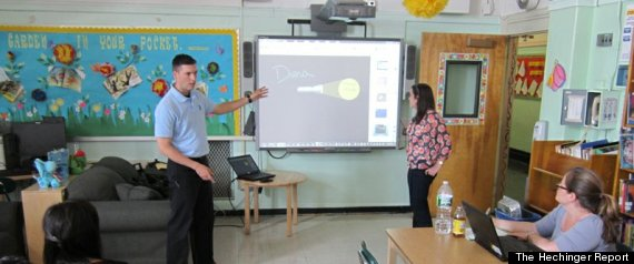 IMPROVING TEACHERS
