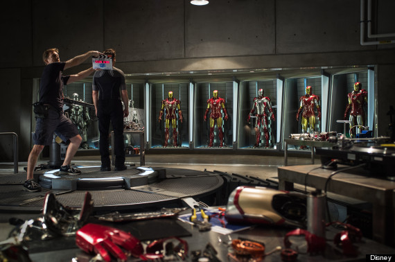 iron man 3 photo