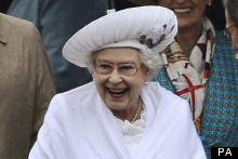 Jubilee Weekend In Pictures: From Katherine Jenkins To Duchess Kate, From Street Parties To The Royal Pageant