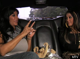 Big Ang Meets Snooki