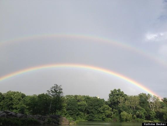 rainbow central park
