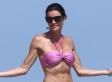 Janice Dickinson Bikini: Star Shows Off Beach Body (PHOTO)