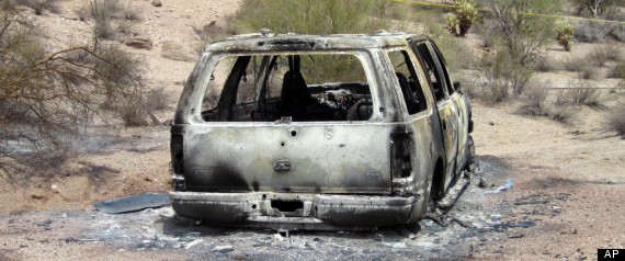 Arizona Burned Bodies