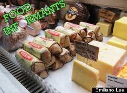 A Week In The Life Of A Lactose Intolerant Cheesemonger