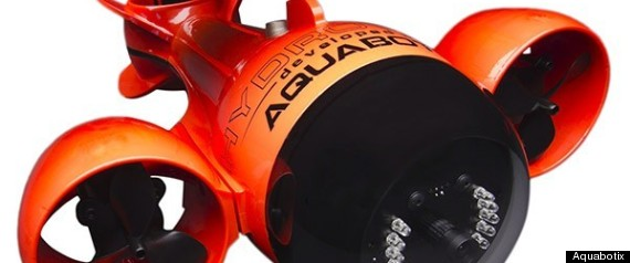 Aquabotix Hydroview