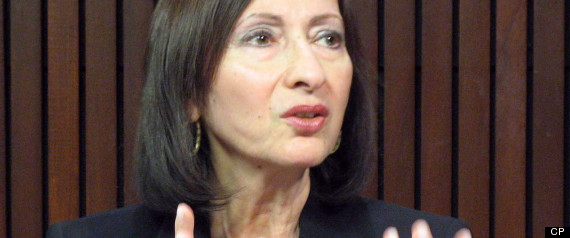 ANN CAVOUKIAN CANADA PRIVACY COMMISSIONER