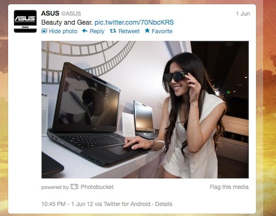 asus beauty