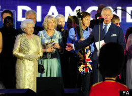Queen Visibly Moved By Duke's Absence At Concert
