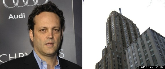 VINCE VAUGHN PENTHOUSE CHICAGO