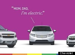 Chevrolet Gay Ad