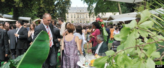 Hollande Garden Party