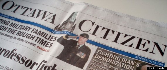 Postmedia Cuts Layoffs