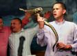 'Snake Salvation' Reality TV Show Features Serpent Handling Christian Preacher Andrew Hamblin (VIDEO)