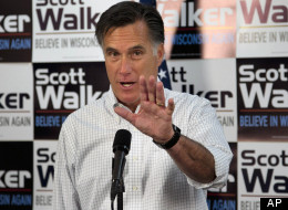 Mitt Romney Scott Walker