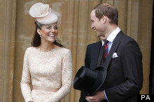 Hot Or Not: Duchess Kate's Second Alexander McQueen Dress Of The Jubilee Weekend