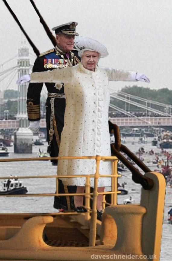queen ship