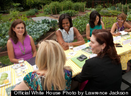 Michelle Obama Talks Daily Diet, Gardening And Picky Eaters