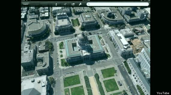 google 3d maps
