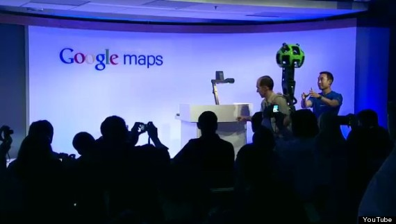 new mapping device