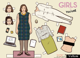 Girls Paper Dolls