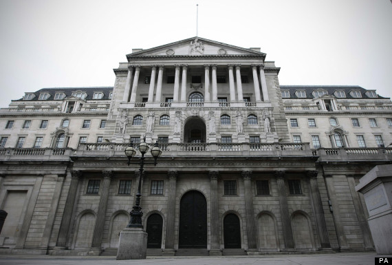 bank of england qe