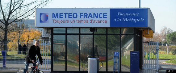 Meteo France Toulouse