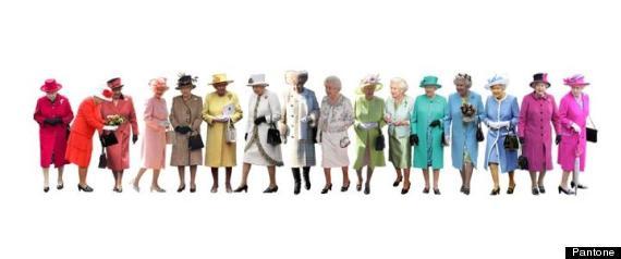 Pantone說流行 色色過一生:2012女孩的秋冬色彩趨勢 1